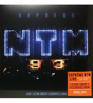 Suprême NTM - La Der - L'ultime Concert À L'Accorhotels Arena  (2xLP, Album) mesvinyles.fr