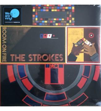 The Strokes - Room On Fire (LP, Album, RE) mesvinyles.fr