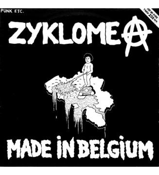 Zyklome A - Made In Belgium (LP, Album) mesvinyles.fr