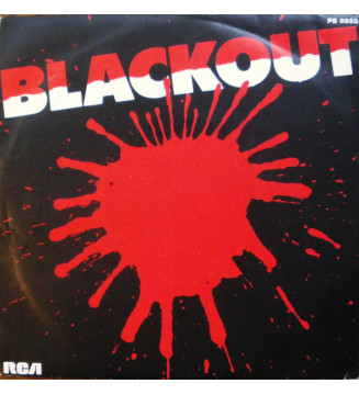 "Blackout (55) - Blackout (7"", Single) mesvinyles.fr"