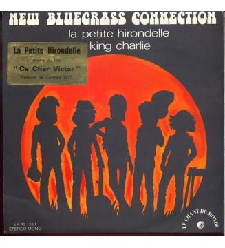 """New Bluegrass Connection - La Petite Hirondelle (7"""", Single) mesvinyles.fr"""