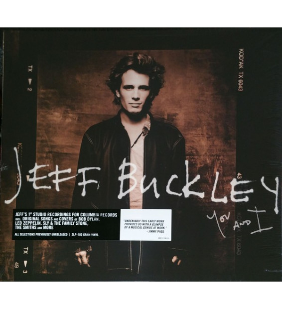 Jeff Buckley - You And I (2xLP, Album, 180) mesvinyles.fr