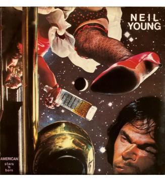 Neil Young - American Stars 'N Bars (LP, Album) mesvinyles.fr