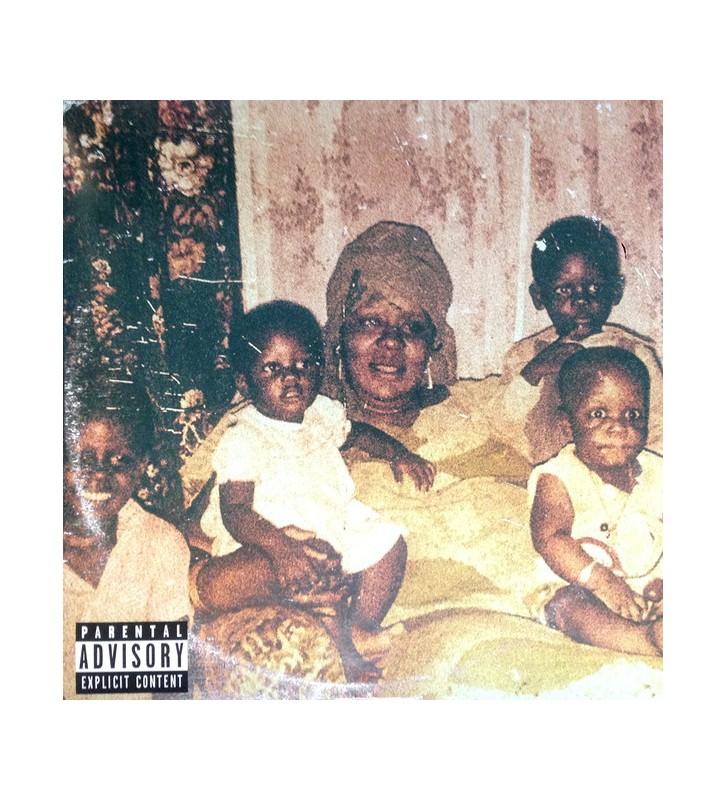 Youssoupha - Polaroïd Experience (2xLP, Album) mesvinyles.fr
