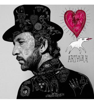 Arthur H - Amour Chien Fou (2xLP) mesvinyles.fr