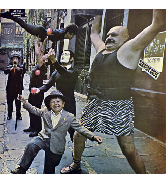 The Doors - Strange Days (LP, Album, RE) mesvinyles.fr