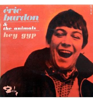 "Eric Burdon & The Animals - Hey Gyp (7"", EP) mesvinyles.fr"