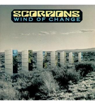 "Scorpions - Wind Of Change (7"", Single, Inj) mesvinyles.fr"