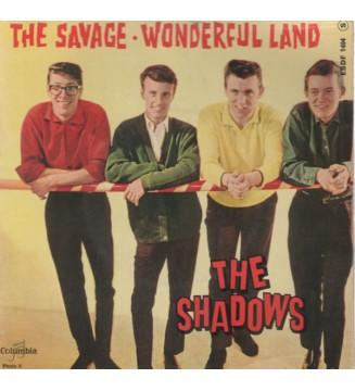 "The Shadows - The Savage ● Wonderful Land (7"", EP) mesvinyles.fr"
