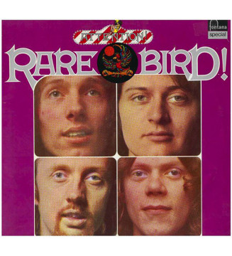 Rare Bird - Attention! Rare Bird! (LP, Comp) mesvinyles.fr