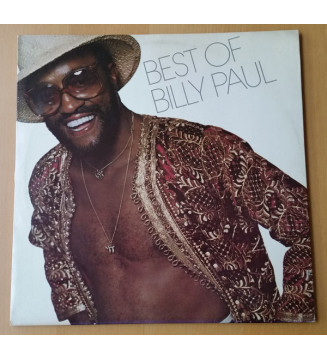 Billy Paul - The Best Of Billy Paul (2xLP, Comp) mesvinyles.fr