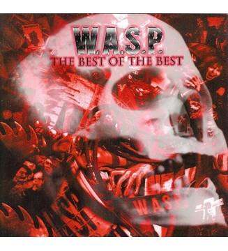 W.A.S.P. - The Best Of The Best 1984-2000 (2xLP, Comp, RE, 180) mesvinyles.fr