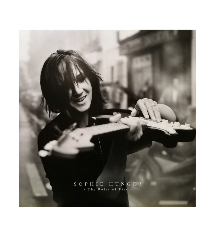 Sophie Hunger - The Rules Of Fire - The Live (2xLP + CD) mesvinyles.fr