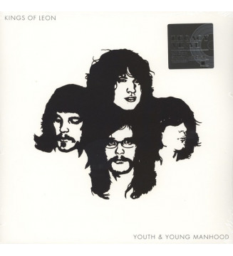Kings Of Leon - Youth & Young Manhood (2xLP, Album, RE, RM) mesvinyles.fr