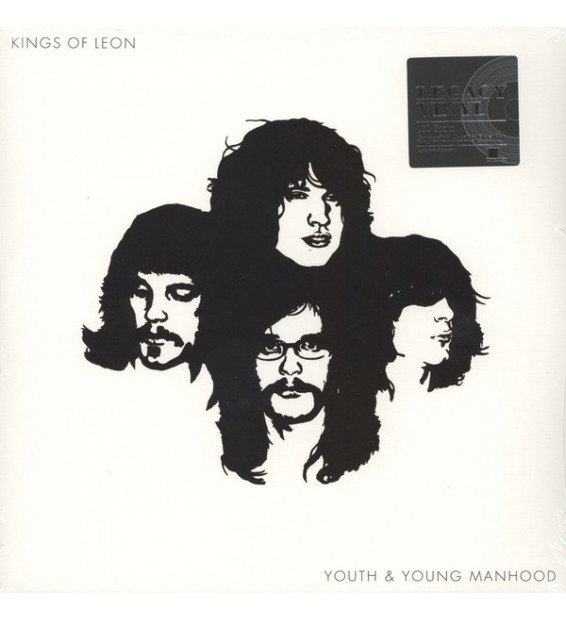 Kings Of Leon - Youth & Young Manhood (2xLP, Album, RE, RM)