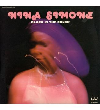 Nina Simone - Black Is The Color (2xLP, Comp) mesvinyles.fr