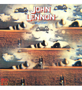 John Lennon - Mind Games (LP, Album, RE) mesvinyles.fr