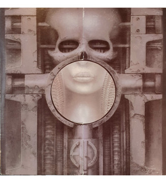 Emerson, Lake & Palmer - Brain Salad Surgery (LP, Album) mesvinyles.fr