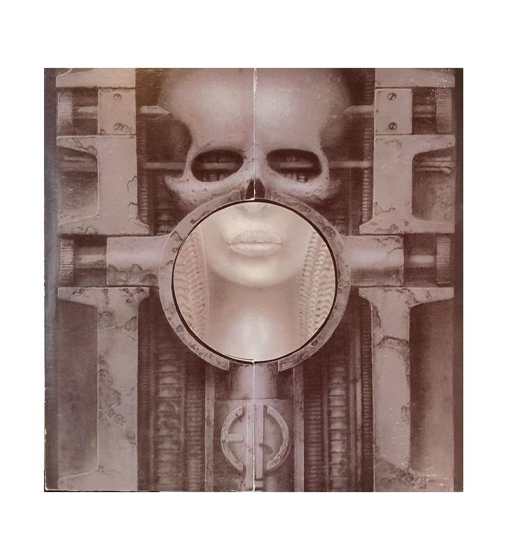 Emerson, Lake & Palmer - Brain Salad Surgery (LP, Album) mesvinyles.fr