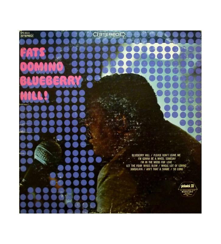 Fats Domino - Blueberry Hill (LP, Album, RE) mesvinyles.fr