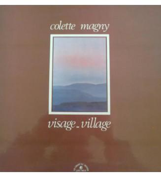 Colette Magny Et Le Groupe Dharma* Avec Lino Leonardi - Visage-Village (LP, Album, Gat) mesvinyles.fr