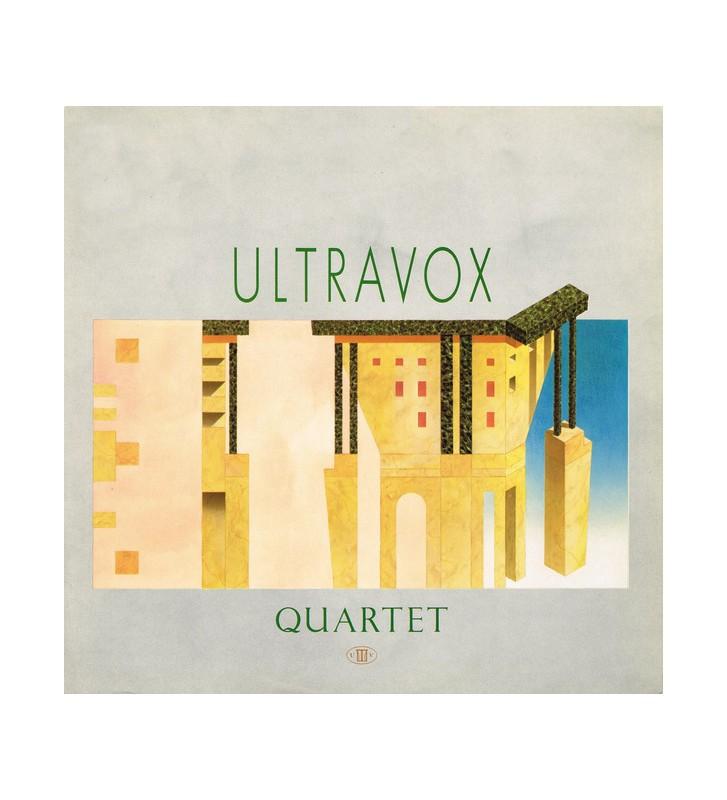 Ultravox - Quartet (LP, Album) mesvinyles.fr