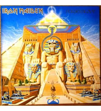 Iron Maiden - Powerslave (LP, Album) mesvinyles.fr