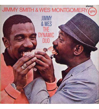 Jimmy Smith & Wes Montgomery - Jimmy & Wes - The Dynamic Duo (LP, Album) mesvinyles.fr