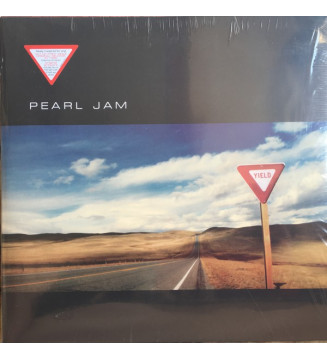Pearl Jam - Yield (LP, Album, RE, RM) mesvinyles.fr