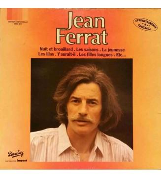 Jean Ferrat - Jean Ferrat (LP, Comp) mesvinyles.fr