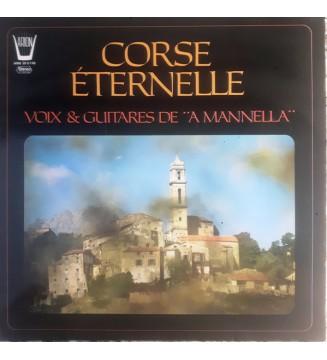 A Mannella - Corse Eternelle (LP) mesvinyles.fr