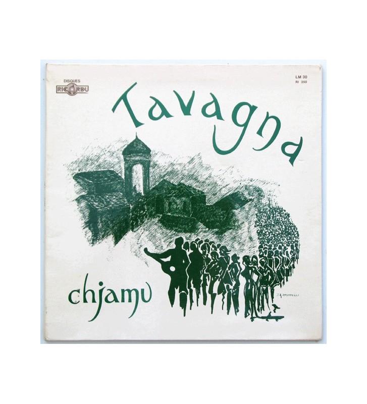 Tavagna - Chjamu (LP, Album, Gat) mesvinyles.fr