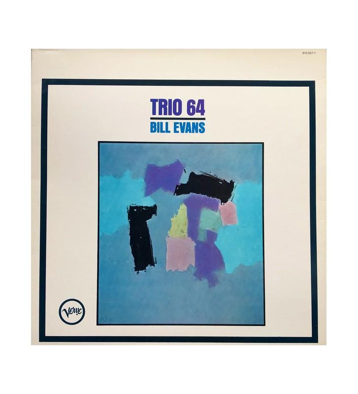 Bill Evans - Trio 64 (LP, Album, RE, Gat) mesvinyles.fr