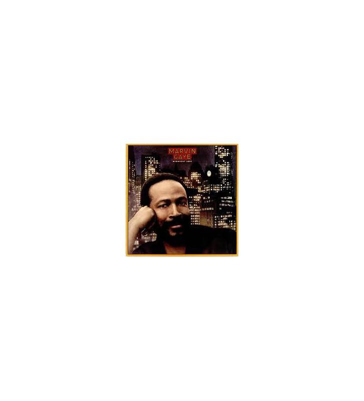 Marvin Gaye - Midnight Love (LP, Album) mesvinyles.fr