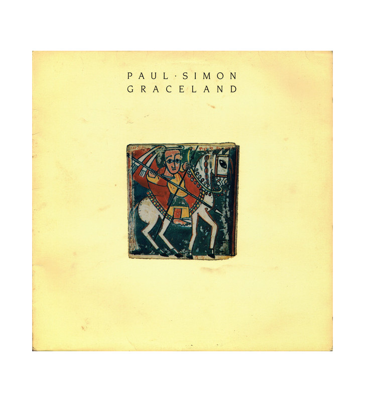 Paul Simon - Graceland (LP, Album) mesvinyles.fr