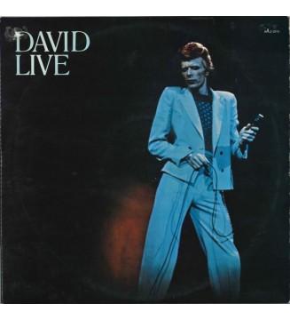 David Bowie - David Live...
