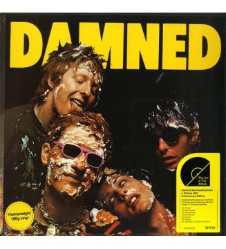 The Damned - Damned Damned Damned (LP, Album, Dlx, RE, 40t) mesvinyles.fr