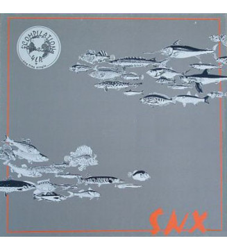 "Various - SNX (4xLP, Comp + 7"" + Box, Comp) mesvinyles.fr"
