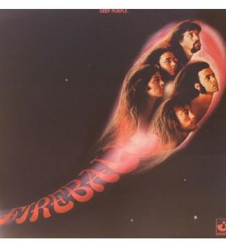 Deep Purple - Fireball (LP, Album, RE, Tex) mesvinyles.fr