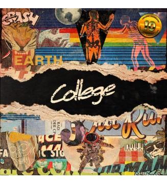 College - Old Tapes (LP, Album) mesvinyles.fr