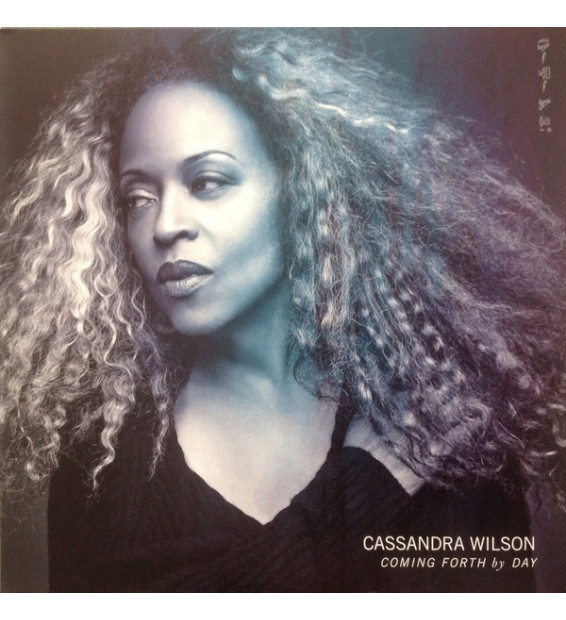 Cassandra Wilson - Coming Forth By Day (2xLP, Album)