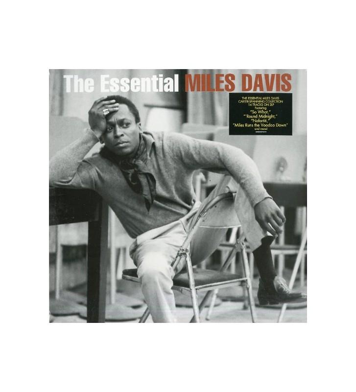 Miles Davis - The Essential Miles Davis (2xLP, Album, Comp) mesvinyles.fr