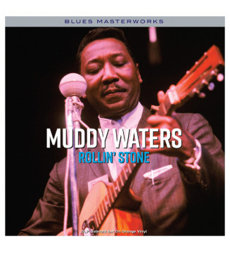 Muddy Waters - Rollin' Stone (3xLP, Comp, Ora) mesvinyles.fr