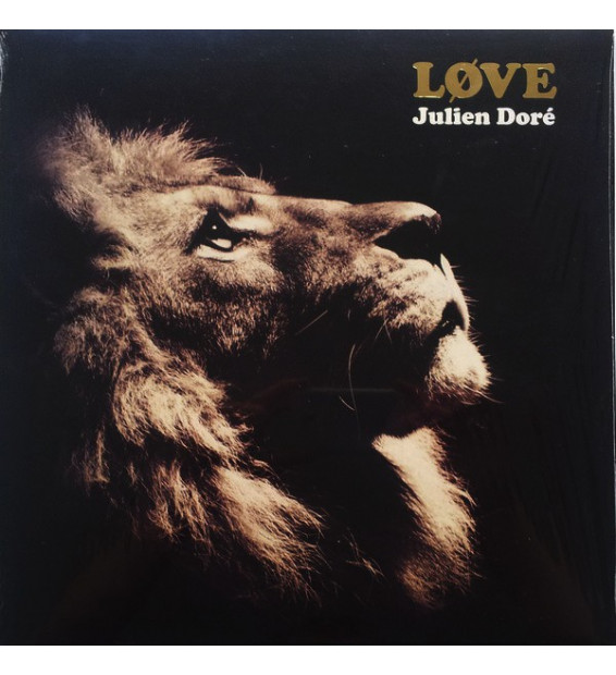 Julien Doré - Løve (LP, Album) mesvinyles.fr