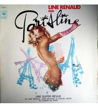 Line Renaud - Parisline (LP, Album, Gat) mesvinyles.fr