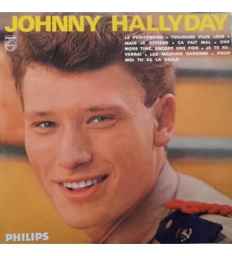 "Johnny Hallyday - N°7 (Le Pénitencier) (10"", Album, Mono, Ltd, Num, RE, RM) mesvinyles.fr"