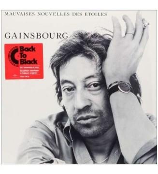 Serge Gainsbourg - Mauvaises Nouvelles Des Étoiles (LP, Album, RE, 180) mesvinyles.fr