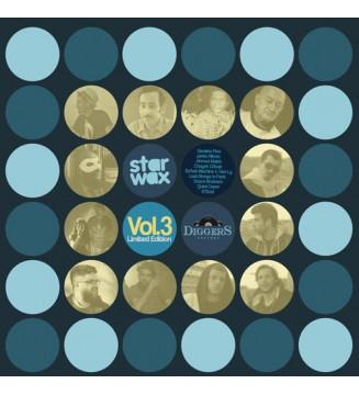 Various - Star Wax Vol. 3 Diggers Factory (LP, Comp, Ltd) new mesvinyles.fr