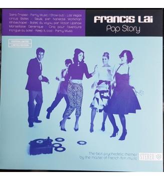 Francis Lai - Pop Story (LP, Comp, Ltd) new mesvinyles.fr