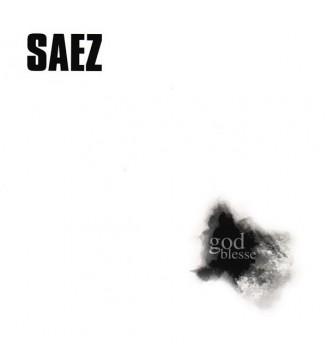 Saez - God Blesse (4xLP, Album) new mesvinyles.fr